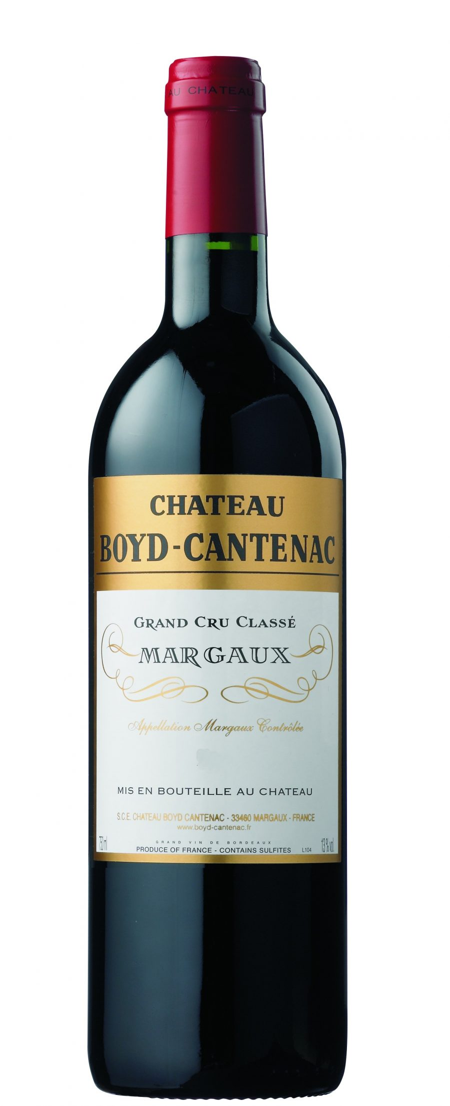 Boyd-Cantenac-verkopen